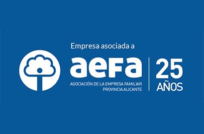Manuela Conejero miembro de AEFA, Asociación Empresa Familiar de Alicante