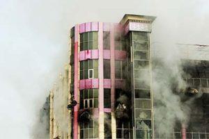 Falta de mantenimiento, una importante causa de incendios en industrias