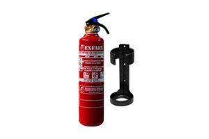 Extintores para vehículos: en qué casos se deben llevar